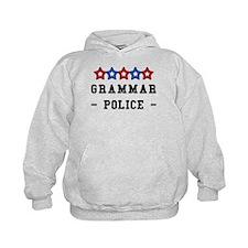 Unique Grammar police Hoodie