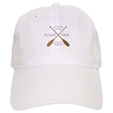 Sit back & relax float trip Baseball Baseball Cap