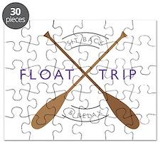 Sit back & relax float trip Puzzle