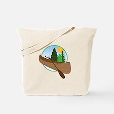 Canoe Logo Tote Bag