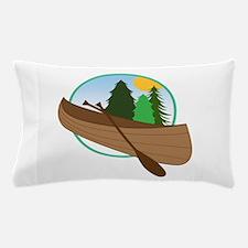 Canoe Logo Pillow Case