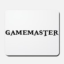 Gamemaster Tabletop RPG Mousepad