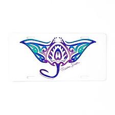 Cute Creationism Aluminum License Plate