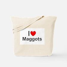 Maggots Tote Bag