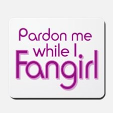 Pardon Me Mousepad