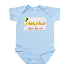Jamaica Goodies Infant Bodysuit