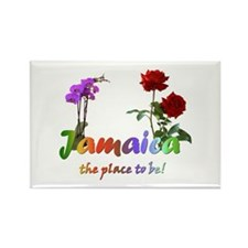 Jamaica Goodies Rectangle Magnet (100 pack)