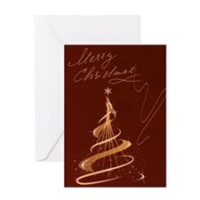 Modern Christmas Greeting Cards