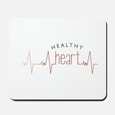 Healthy Heart Mousepad