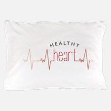 Healthy Heart Pillow Case