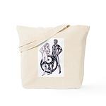 S&M Bondage Tote Bag