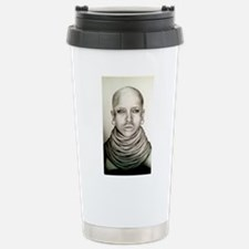african woman Stainless Steel Travel Mug