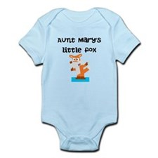 Aunts Little Fox (Custom) Body Suit