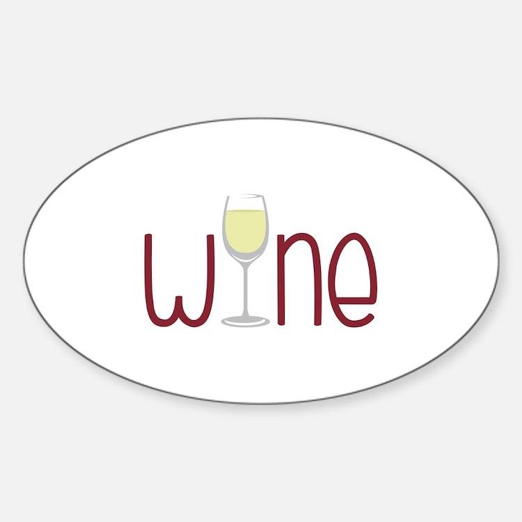 Wine Decal