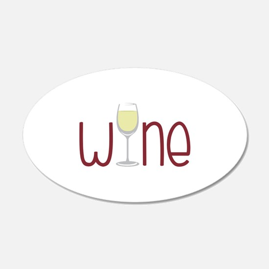 Wine Wall Decal