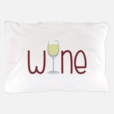 Wine Pillow Case