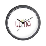 Chardonnay Wall Clocks