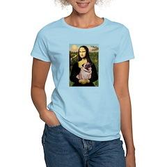 Mona's Fawn Pug (#2) T-Shirt