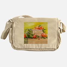 Oranges Messenger Bag