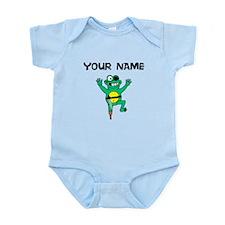 Custom Pirate Frog Body Suit