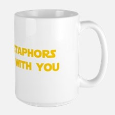 metaphors be with you, may the force, quote, popul
