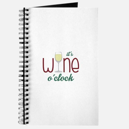 Wine OClock Journal