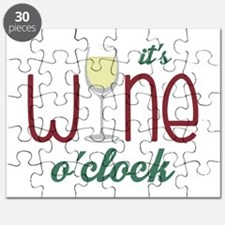 Wine OClock Puzzle