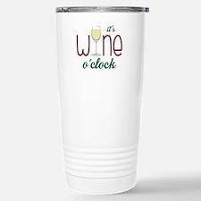 Wine OClock Travel Mug