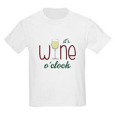 Wine OClock T-Shirt