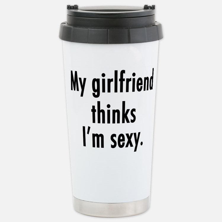 Cute Girlfriend Travel Mug