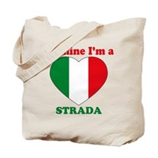 Strada, Valentine's Day Tote Bag