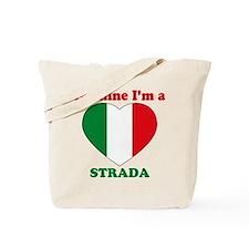 Strada, Valentine's Day Tote Bag