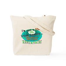 REEL HAIR Tote Bag