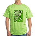 Women's Pretty Green Fairy T-Shirt