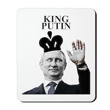 King Putin Mousepad