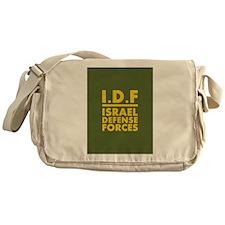 IDF Israel Defense Forces2 - FULL Messenger Bag