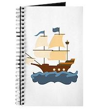 Wooden Ship Journal