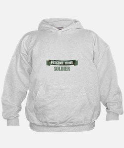 Welcome Home Soldier Hoodie