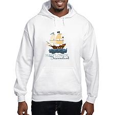 Mayflower Descendant Hoodie