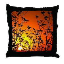 Cute Sunrise Throw Pillow
