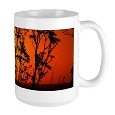 Australian Sunset Mugs