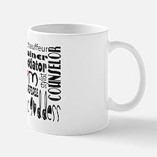 Stay at home mom job description Mug