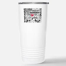 Stay at home mom job de Travel Mug