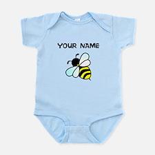 Custom Bumblebee Body Suit