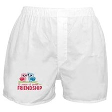 15th Anniversary Gift For Her Boxer Shorts