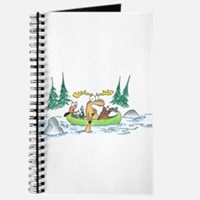 Animals in a Canoe Journal