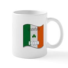 Gratefully Irish Mug