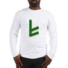 Unique Alliance symbol Long Sleeve T-Shirt