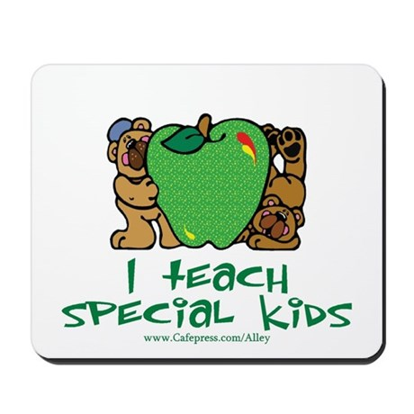 Teach Special Kids Mousepad
