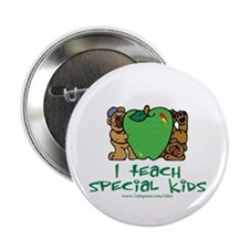 Teach Special Kids Button
